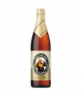 Cerveza Franziskaner Weissbier vidrio 50cl