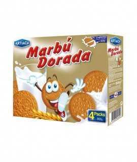 Galetes Marbú Dorada 800g