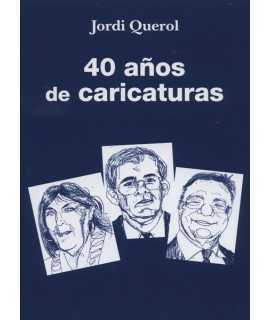40 años de caricaturas