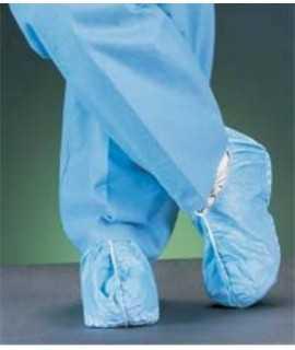 Cubrezapatos polipropileno azul, caja 1000u.