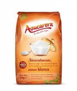 Paquete de azúcar La Azucarera, 1Kg