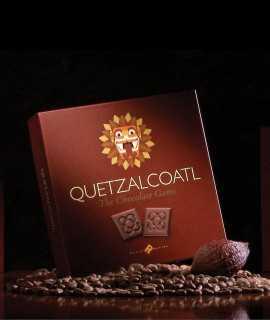 Juego de chocolate Quetzalcoatl