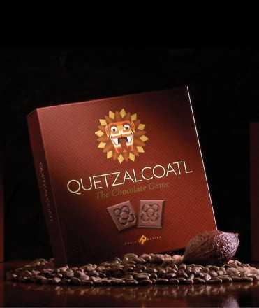 Joc de xocolata Quetzalcoatl