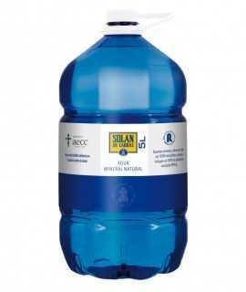 Solán de Cabras agua garrafa 5l