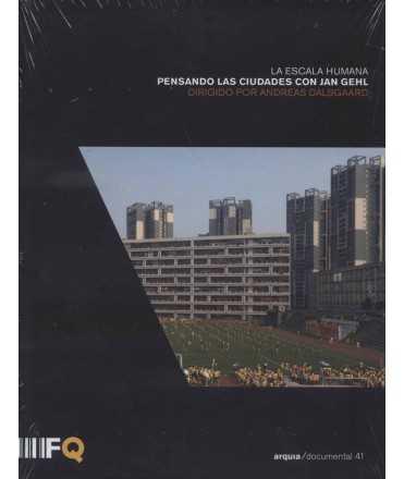 DVD La Escala Humana.Pensando las ciudades con Jan Gehl