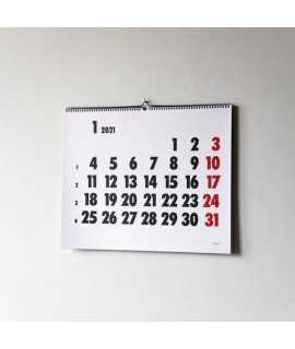 Calendari Vinçon de paret, 2021