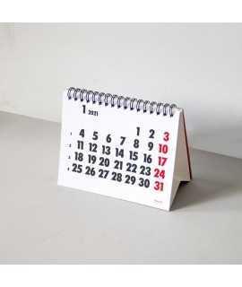 Calendari Vinçon de sobretaula, 2021