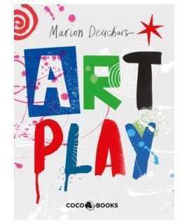 ART PLAY.Dibuix,color,pintura i més