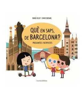 Què en saps, de Barcelona?