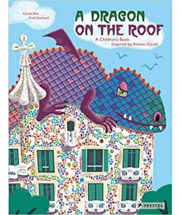 A dragon on the roof