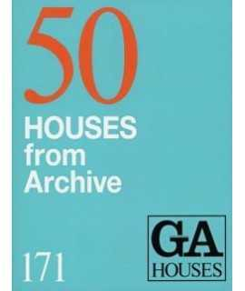 GA HOUSES N.171 , 50 Houses from archive