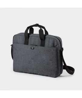 Bolsa portadocumentos Lexon One 15'', gris