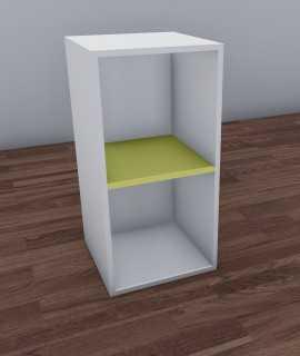 Prestatge per a BOX7LIVES vertical