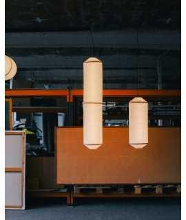 Lámpara Tekiò P2 Vertical, 120 cm