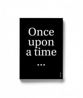 Libreta numerada Once upon a time