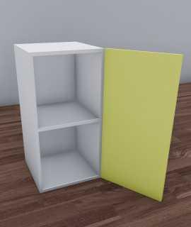 Porta BOX7LIVES vertical