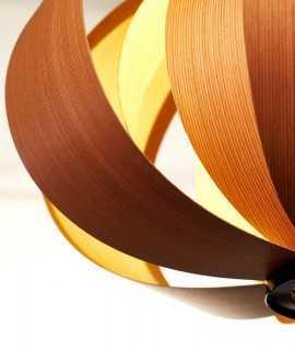 Recambio hoja madera pequeña lámpara Disa - Coderch