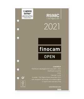 Recanvi anual Finocam Open 2021, dia pàgina català