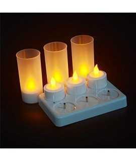 Espelmes LED recarregables