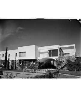 F. Català-Roca. Mas Vidal, Vall-llòbrega, Girona (1958)