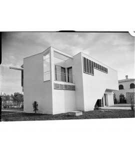 F. Català-Roca. Casa Agustí, Sitges (1953-1955)