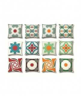 Cojín Soft Tiles