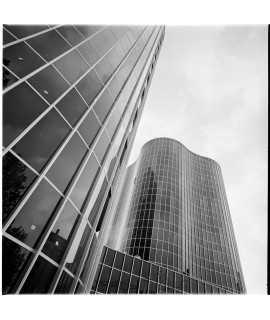 F. Català-Roca. Edificis d'oficines Trade, Barcelona (1966-1968)