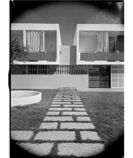 F. Català-Roca. Casa Guardiola, Argentona (1954-1956)