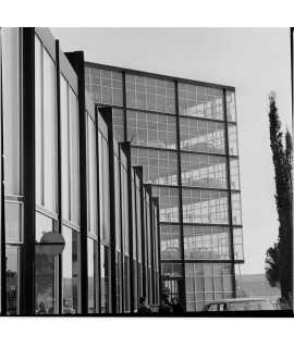 F. Català-Roca. Dipòsit d'automòbils SEAT, Barcelona (1958-1959)