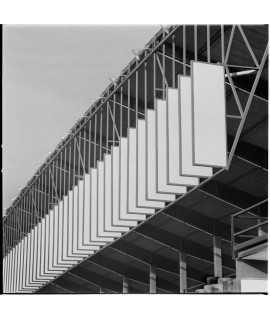 F. Català-Roca. Canódromo Meridiana, Barcelona (1962-1964)
