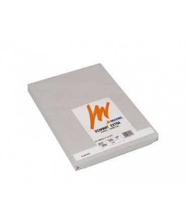 Paper vegetal natural Diamant Extra, DIN A3, 90 g. paquet de 250 fulls