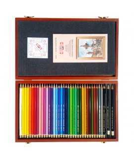 Capsa 36 llapis de colors Polycolor Koh-i-Noor