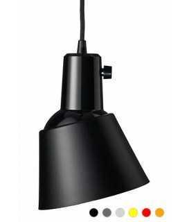Lámpara K831, aluminio negro