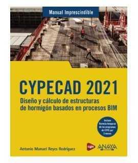 Cypecad 2021.Diseño y cálculo de estructuras de hormigón basado en procesos BIM