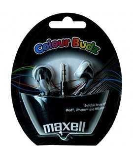 Auriculares Maxell Color Budz 1.2M
