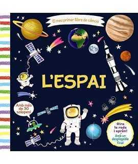 El meu primer llibre de ciència. L'espai