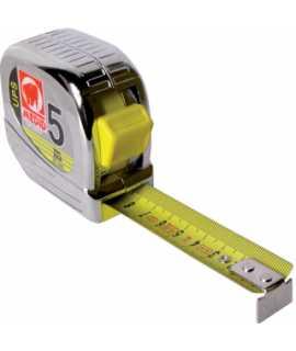 Flexómetro UPS longitud 5 m anchura cinta 19 mm