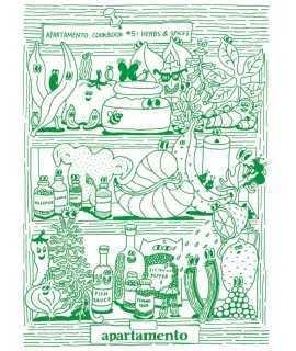 Apartamento Cookbook 5: herbs & spices