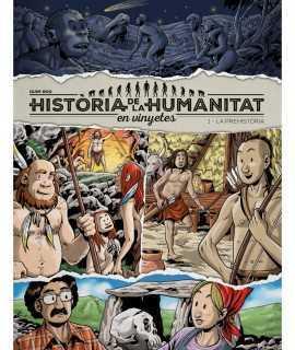 Història de la humanitat en vinyetes. Vol.1: La Prehistòria