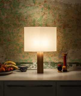 Lámpara Chata