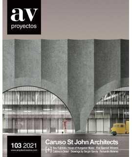 AV PROYECTOS 103 Caruso St.John Architects