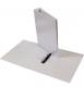 Carpeta Kanguro, llom 6 cm. Mida: 32x27x6 cm. Color blanc. 4 anelles quadrades
