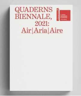 Revista Quaderns Biennale, 2021: Air/Aria/Aire