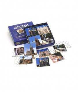 Joc de memòria Antoni Gaudí
