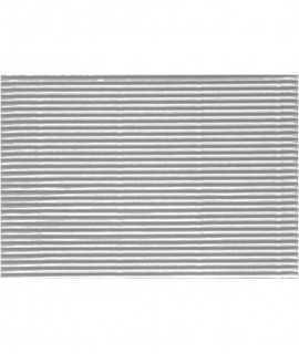 Cartón microcanal 50x65 cm, color blanco