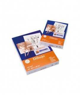 Paper Academia DIN A4, 130 g, color blanc