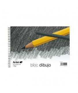 Bloc Dibujo A4 Artist