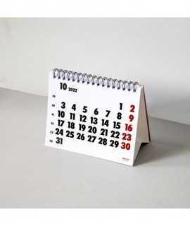 Calendario Vinçon de sobremesa, 2022
