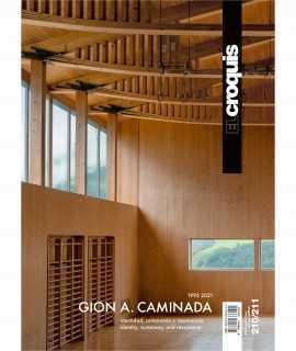 El Croquis 210-211,  GION A. CAMINADA (1995-2021)