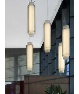 Lámpara Skin S160, acero